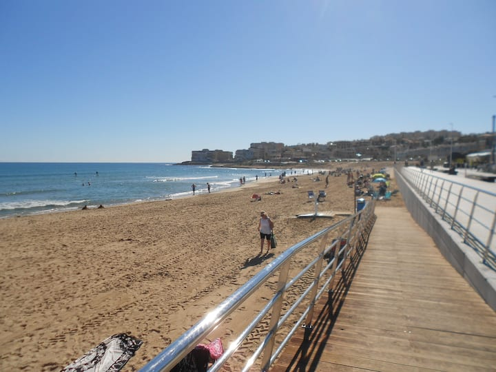 Apartment by the sea in Spain- Torrevieja