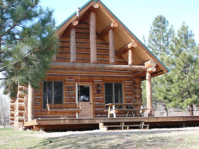 Cabin Creek - Stevensville - Kabin