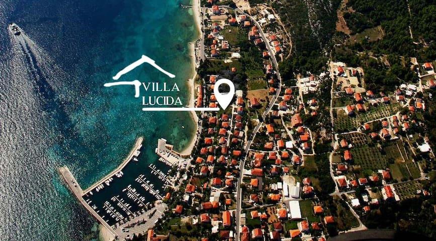 Villa Lucida No. 1.  60 m² + garden - Orebić