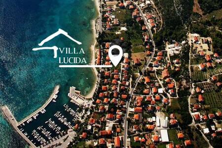 Villa Lucida No. 1.  60 m² + garden - โอเรบิค - อพาร์ทเมนท์