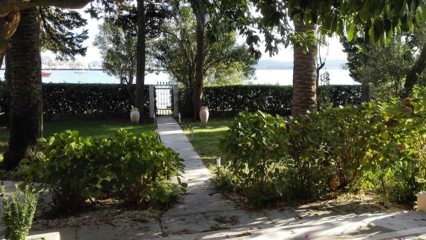 Exclusive seafront villa near Porto Montenegro - Tivat - Huis