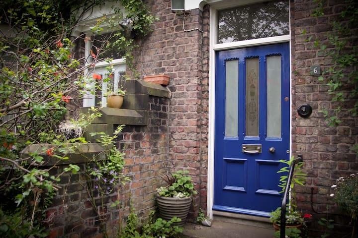 Studio Flat: Sefton Park 2 min walk - Liverpool - Apartament