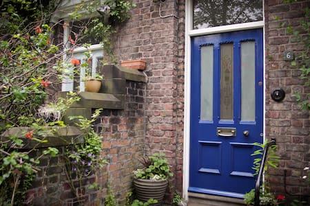Studio Flat: Sefton Park 2 min walk - Liverpool - Huoneisto
