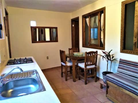 Apartment near Toluca International airport.