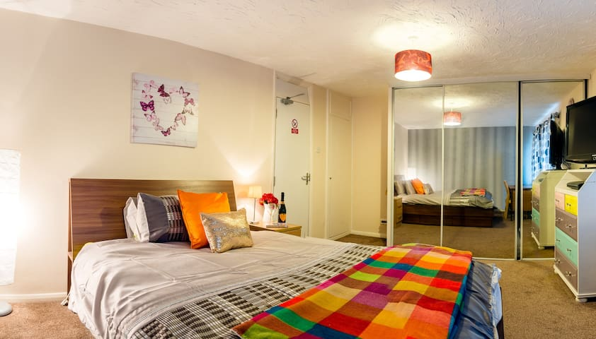 Beautiful 5 star luxury short term let in Town - Maidenhead - Casa