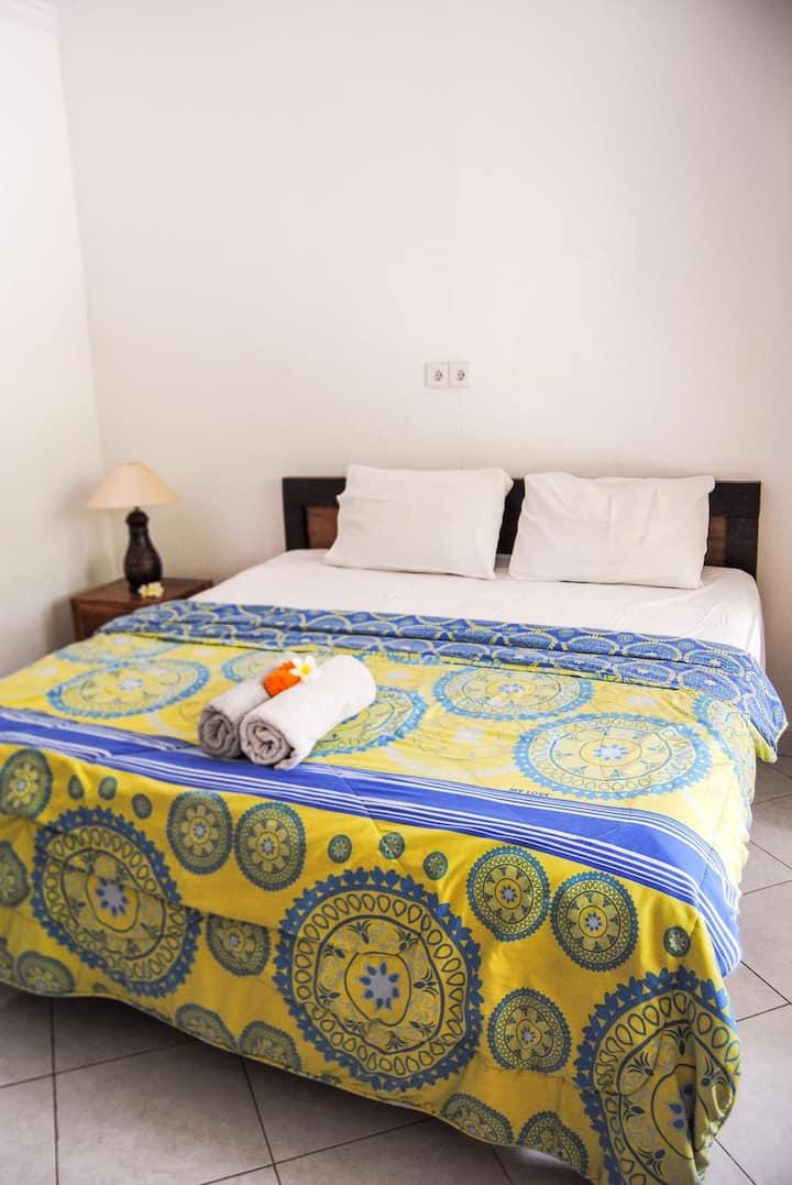 kenta homestay lembongan room number 2