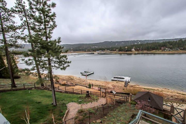 1306-Lakefront Sanctuary - Big Bear Lake - Huis