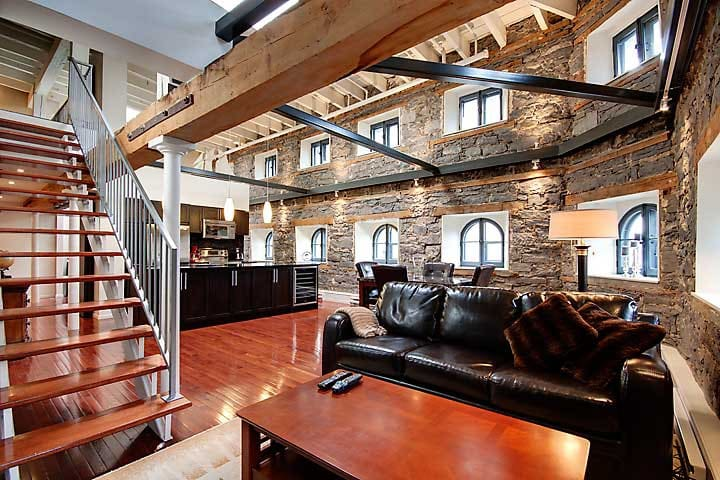 Spacious loft, historic building Old Port Montreal - Montréal - Loft