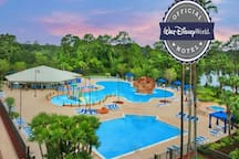 You will be amazed by this official Walt Disney Resort!