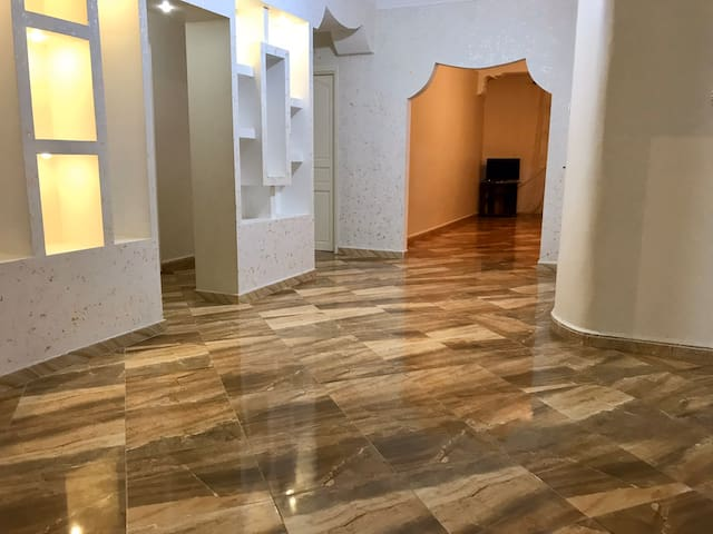 Niveau de villa F4, 2ème étage