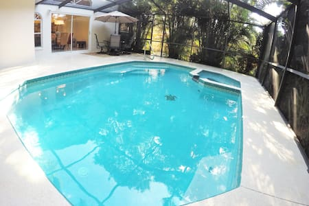 Tarpon Fun'n Sun-Pool, Beaches+Backyard Chickens 2
