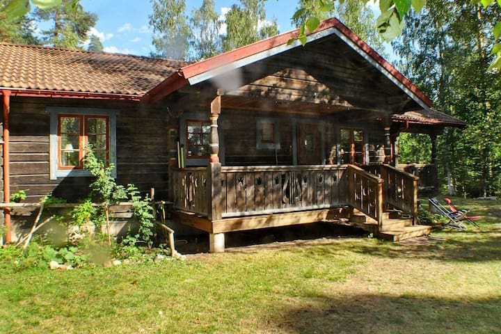 6 person holiday home in VIKARBYN