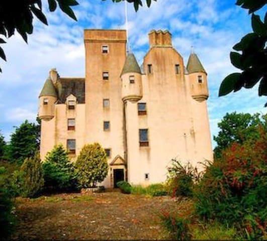 Castle Leslie , Insch B&B - Insch - Kasteel