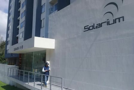 Apartamento nuevo Solarium