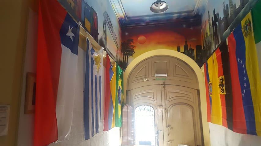 Habitacion para mujeres compartida - centro Buenos Aires - Haus
