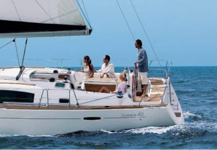 Sailing Yacht ARION