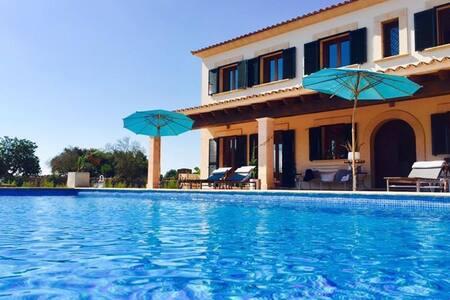 Casa CarPau-Marmols - Santanyí - Rumah
