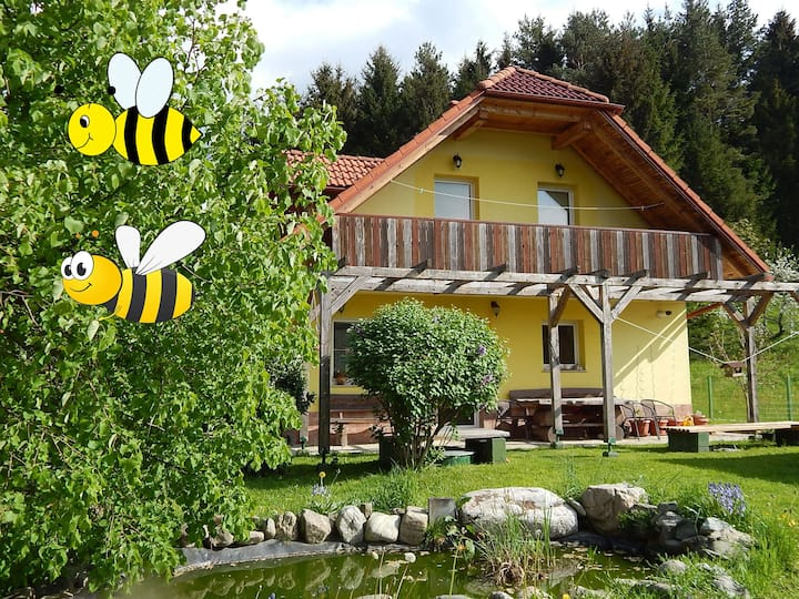 Sunny Holiday House B&B, Bee 4 - 3 beds