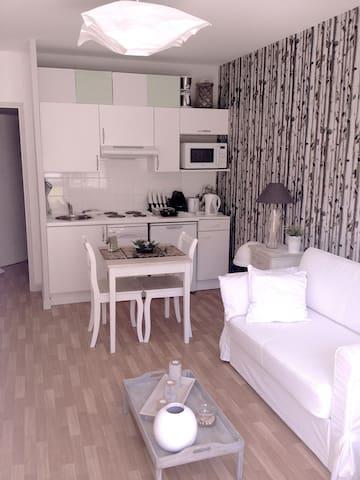 Appartement de charme proche plage - Quend - Appartamento