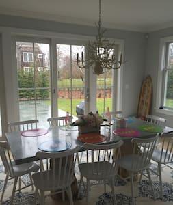 Great new home in Bridgehampton - Southampton