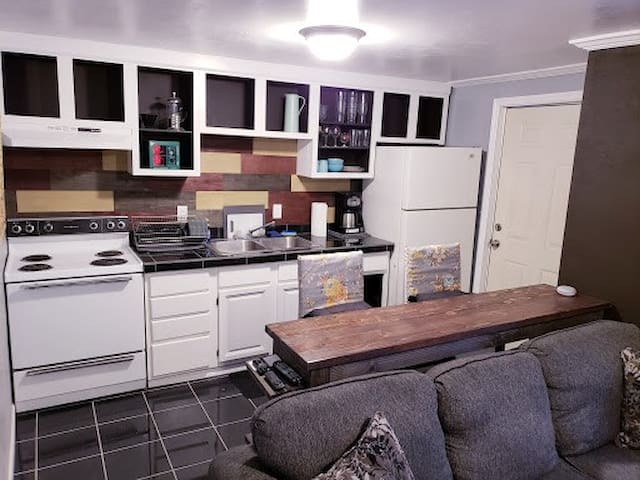 Cozy one bedroom apartment in downtown Troy