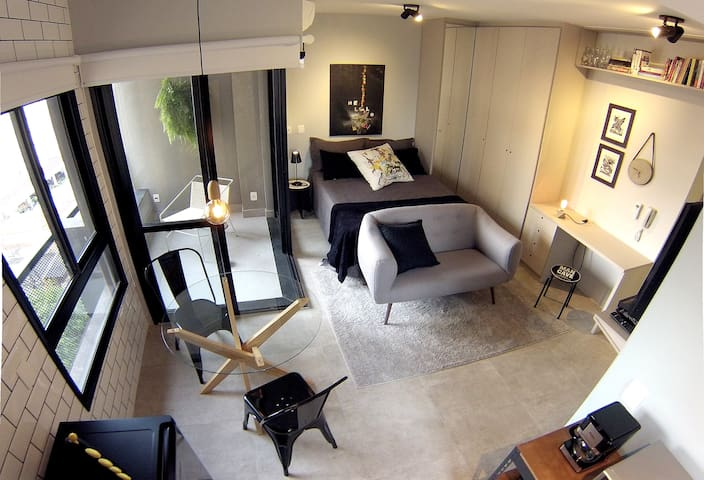 Modern wi-fi Studio @Vila Olímpia
