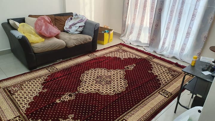 Furnished 1 BHK apartment for rent rolla