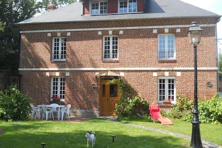 Landhaus in Bernières, Normandie - Bernières