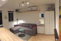 other angle living area