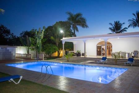 Villa Brazil Family & Guest Friendly Very Private