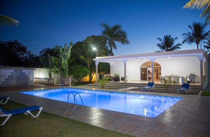 Villa Brazil Family & Guest Friendly Very Private