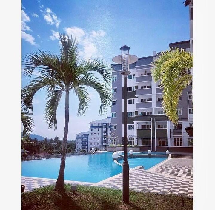 Kuantan Best Condo @ D'Embassy Suites