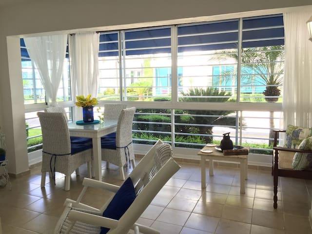 comfortable Apartment in ( Resort Villas) - Playa Juan Dolio