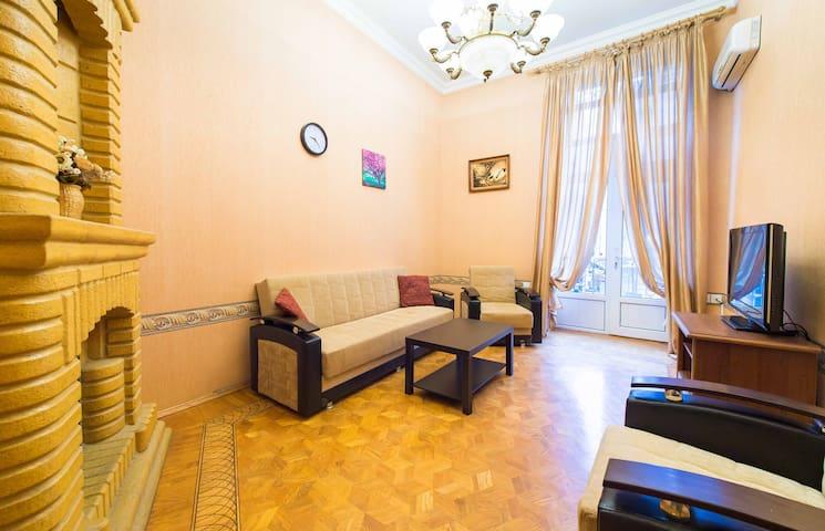 STAY INN BAKU Apartment (1) Nizami Str./Transfer*