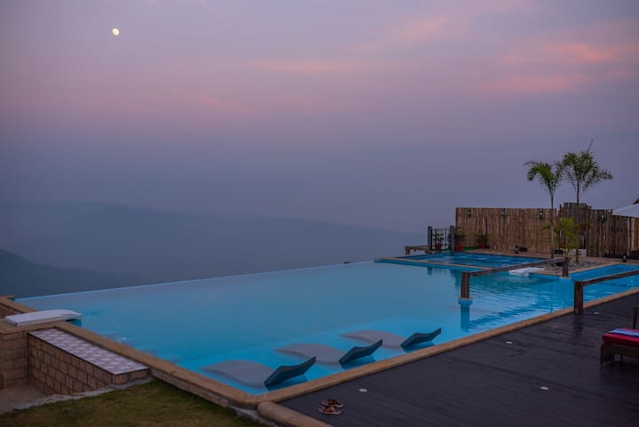 Polo Orchid Resort,Cherrapunjee