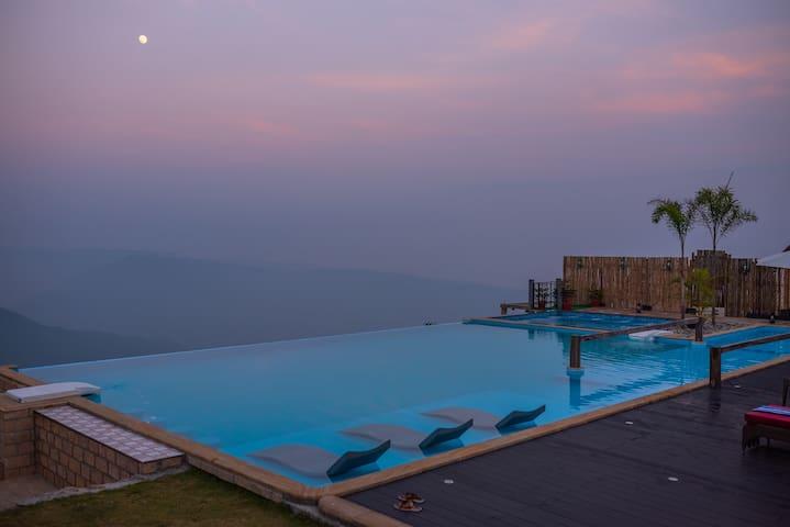 Polo Orchid Resort,Cherrapunjee