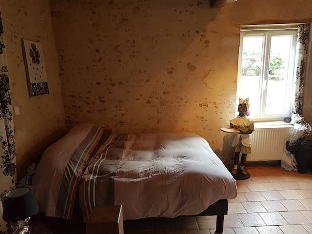 La Chambre du Haras - Bellou-le-Trichard - Bed & Breakfast