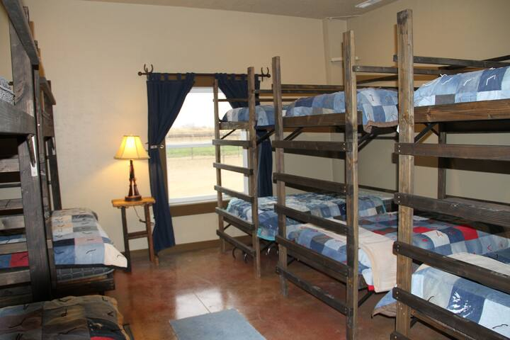 Bunk Room at the Dunn Rite Ranch #1