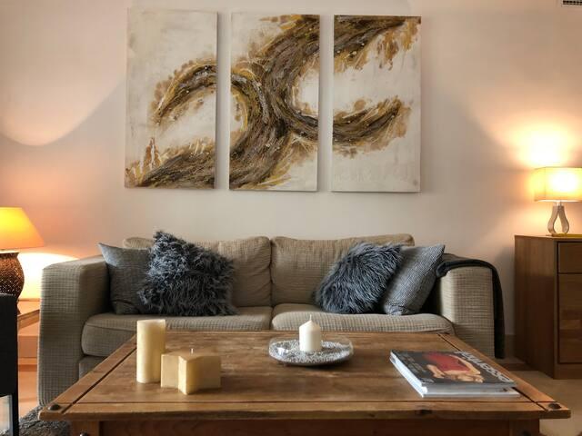 Acogedor apartamento en Marina de Sotogrande.