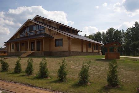 """парк-отель """"Николо-поле"""" - Chernogolovka - Gästhus"""