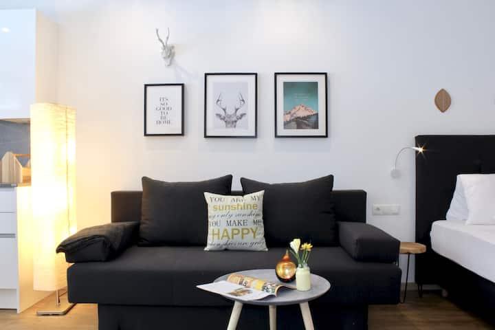 Spacious Alpine Studio with kitchen