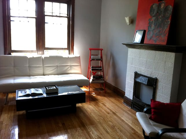 Large apartment in vibrant NDG - Montreal - Pis
