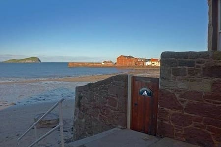 Absolute Sea frontage Apartment - North Berwick