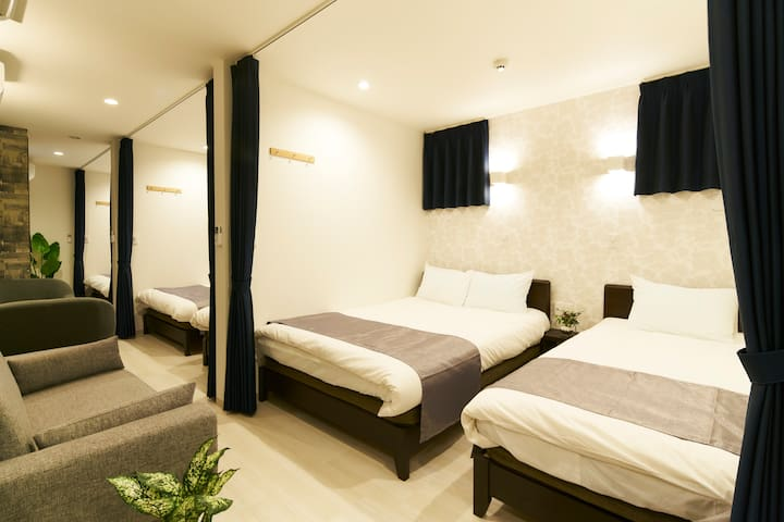 RUMA INN - 2MINS FROM IKEBUKURO MAXIMUM 9 GUESTS