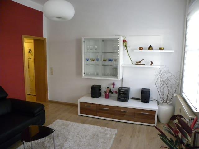 Ruhige möblierte 2-Raum-Wohnung - Chemnitz - Byt