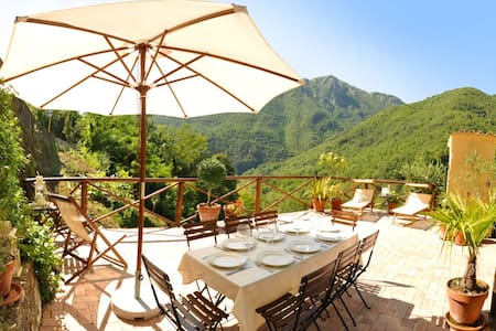 CHARMING HOUSE IN A LOVELY VILLAGE - Vico Pancellorum