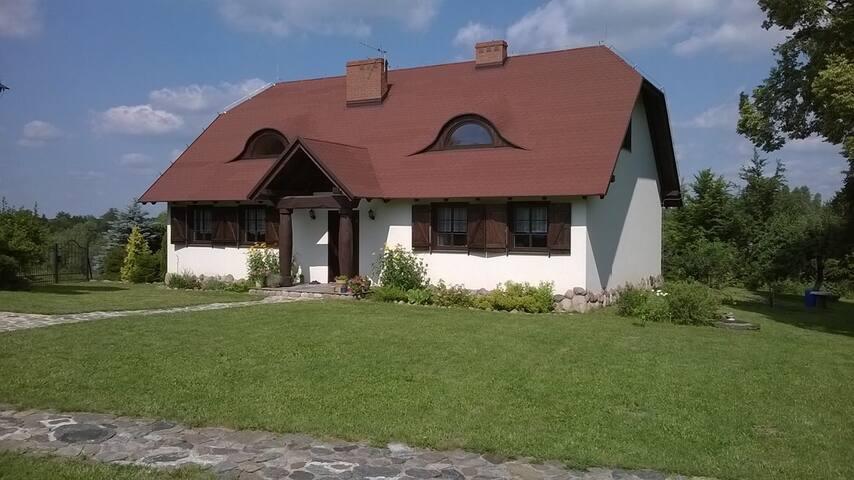 Nowe Polaszki Farmhouse