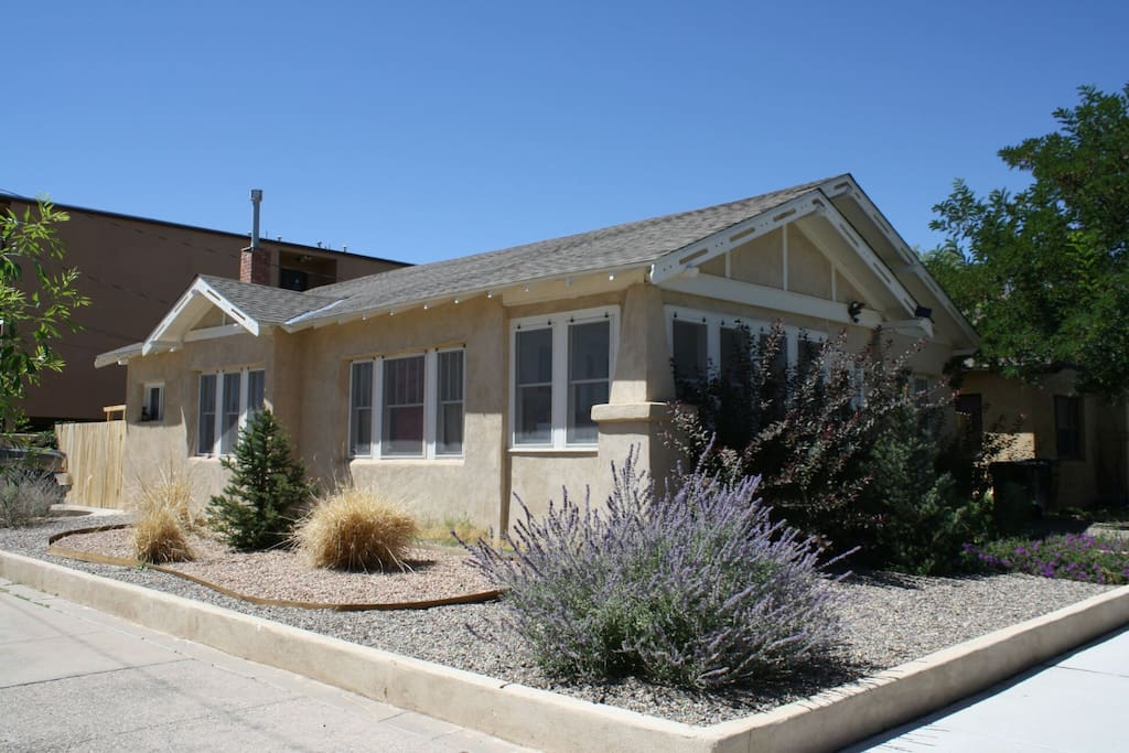 Fantastic 1930 Adobe In Downtown Houses For Rent In