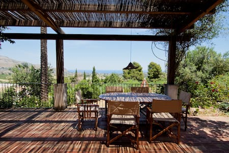 beautifull villa near Scopello  - Castellammare del Golfo - Villa