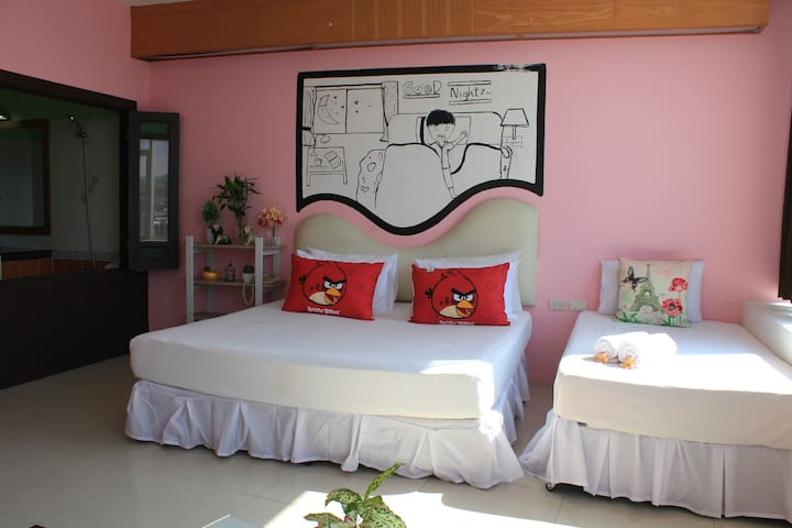 Goodnight Room - Phuket - Bed & Breakfast